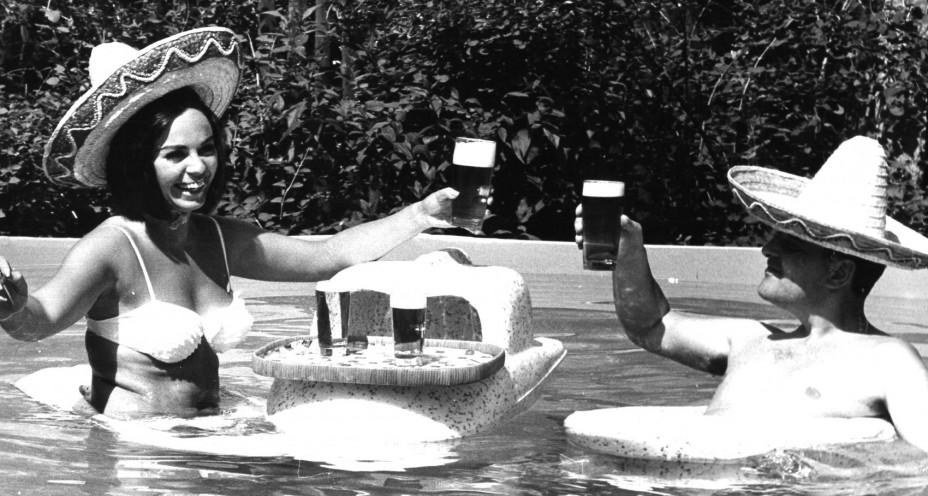 Gibt es sehr wohl: Bier auf Hawaii! Bildquelle: DBB