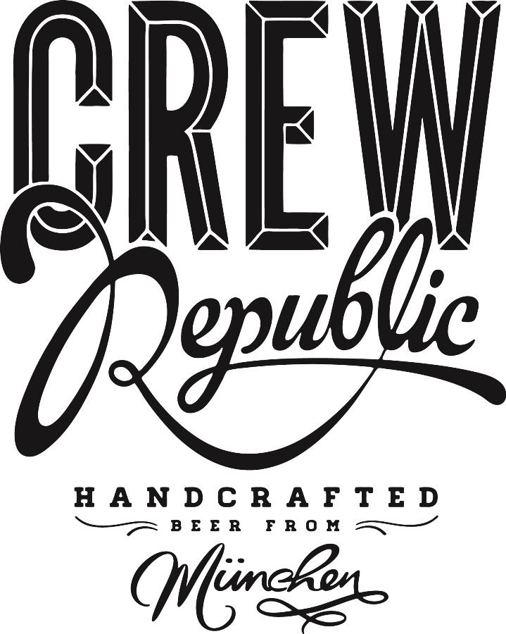 Das Logo von Crew Republic