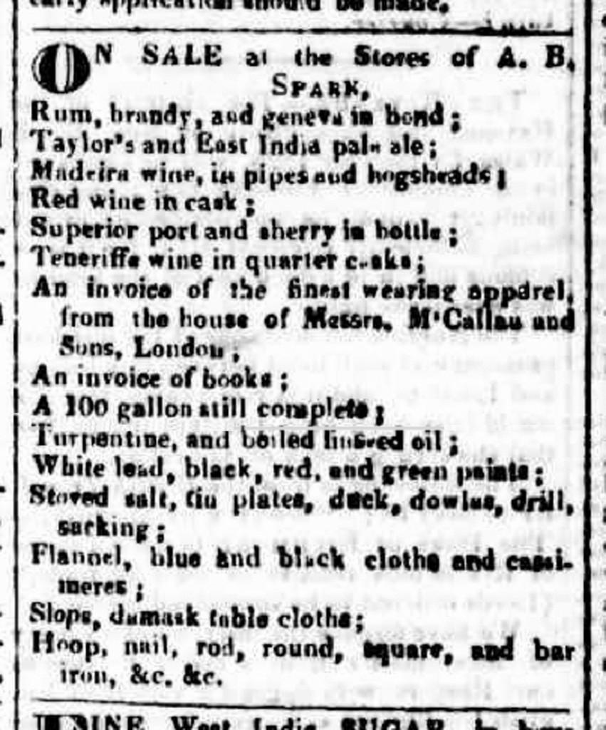 Erste Erwähnung des Begriffs (East) India Pale Ale im Jahr 1829.
