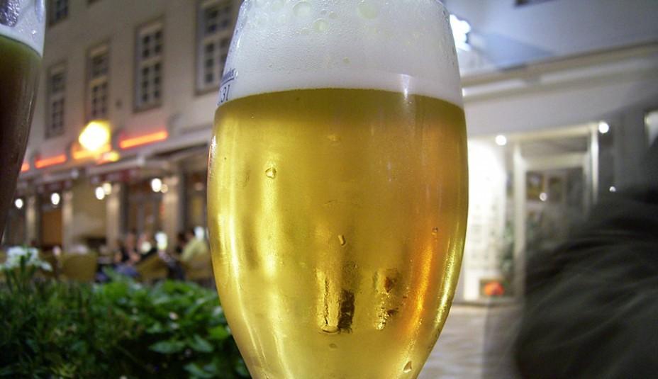 Das Pils ist das meistgetrunkene Bier in Deutschland.