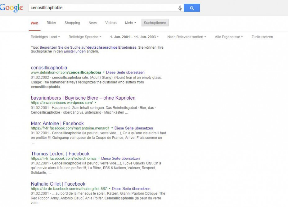 cenosillicaphobie-google